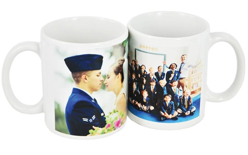 White Mug Printing On Quality Ceramic Mugs Malaysia