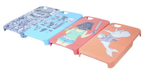 3D phone casing