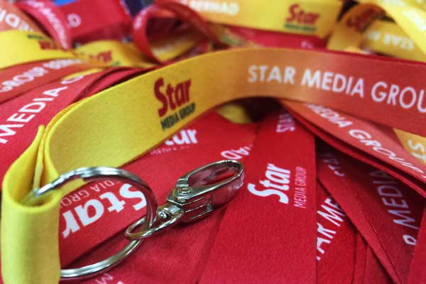 Custom Print Lanyards, Your Advertising Channel