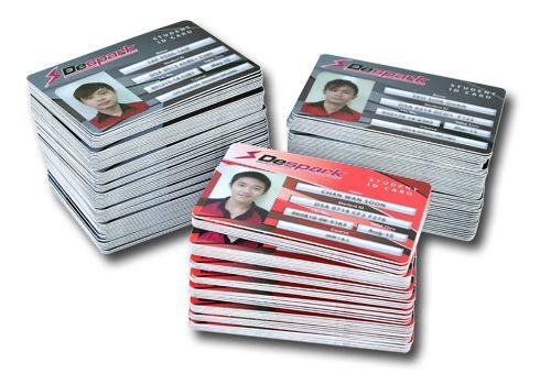 pvc card printing