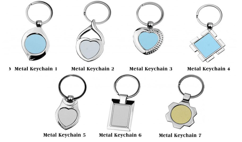 Custom Metal Keychains With Your Names on Keychains | Malaysia